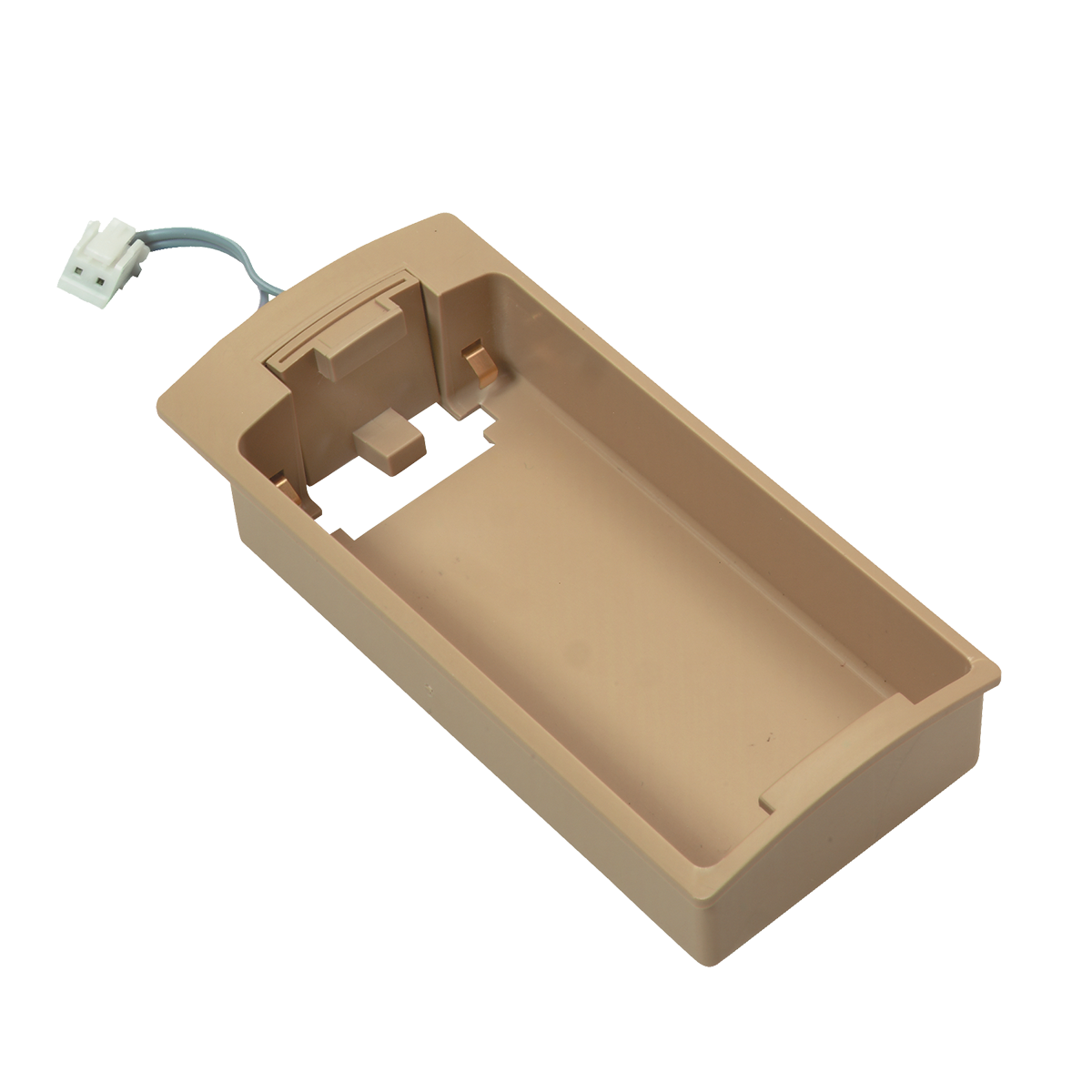 Lithium Polymer Battery Holder with Locking Connector