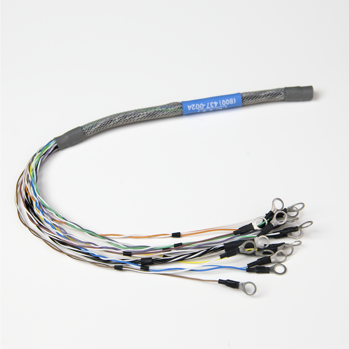 8-Channel EMG Electrode Leads Cable Style:Snaps by COAPT