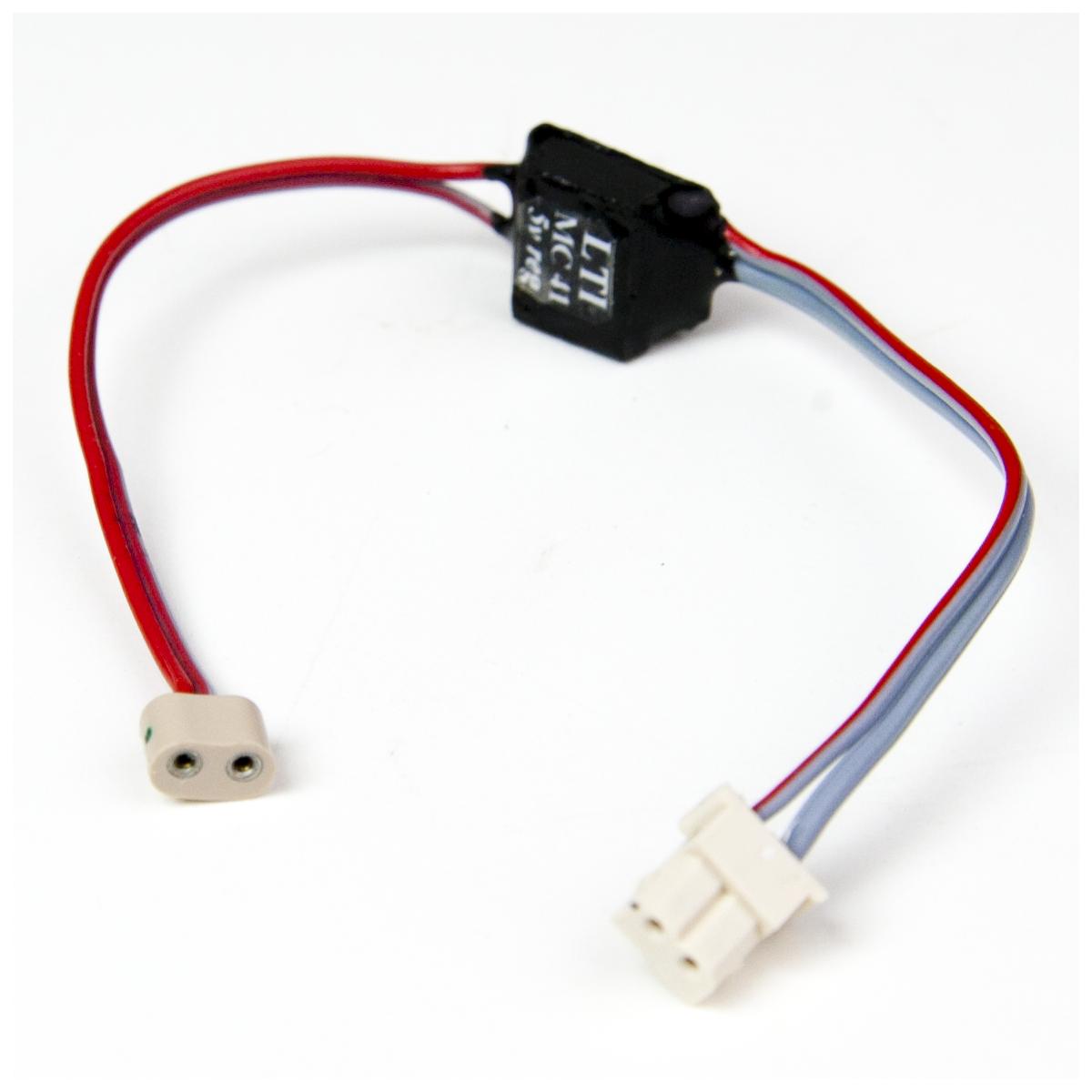 Battery Adapter, for QD Plug, 5 Volt Regulator