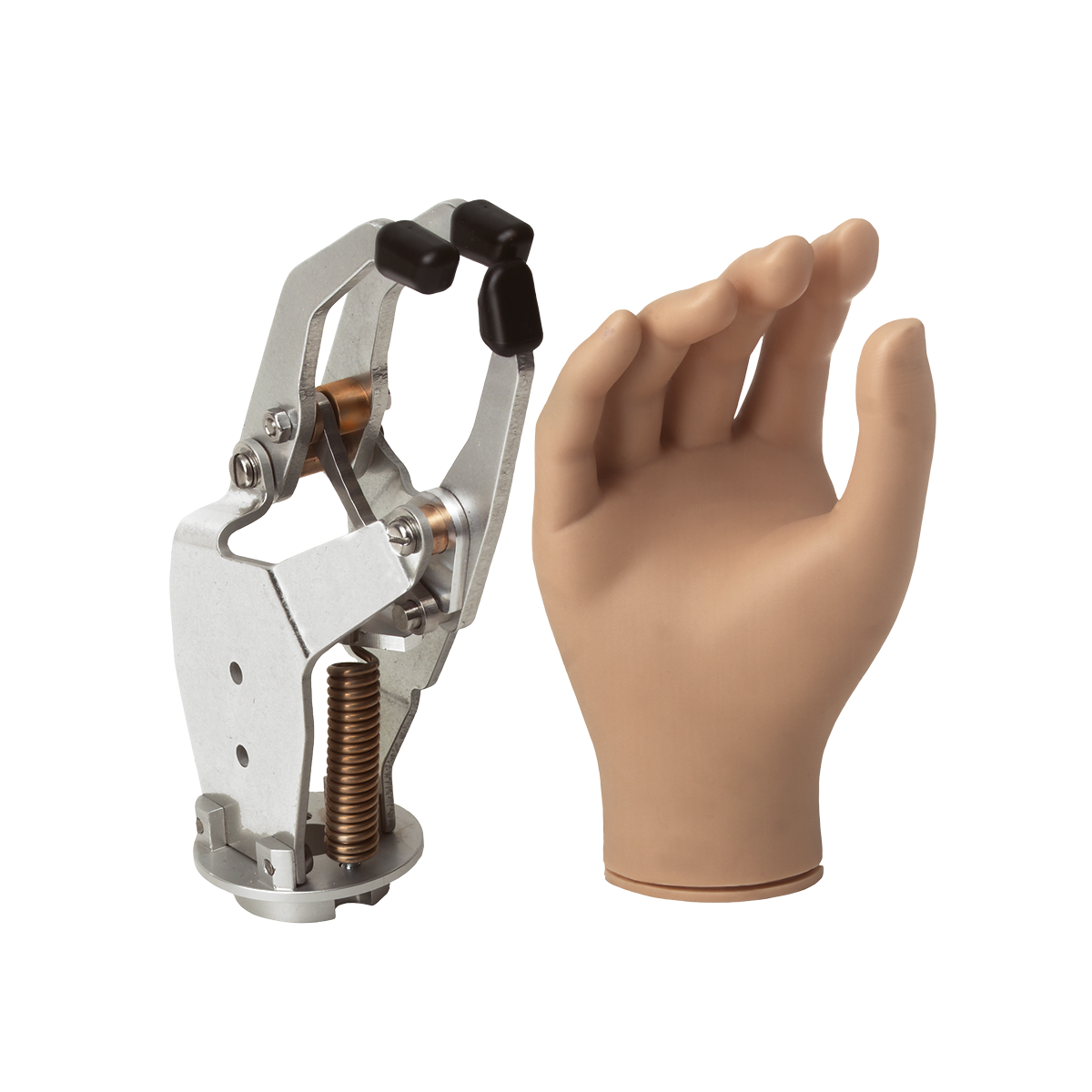 Spring Operated Hand