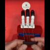 Cable set up for pediatric M-fingers