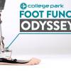 Odyssey K2 - Foot Function