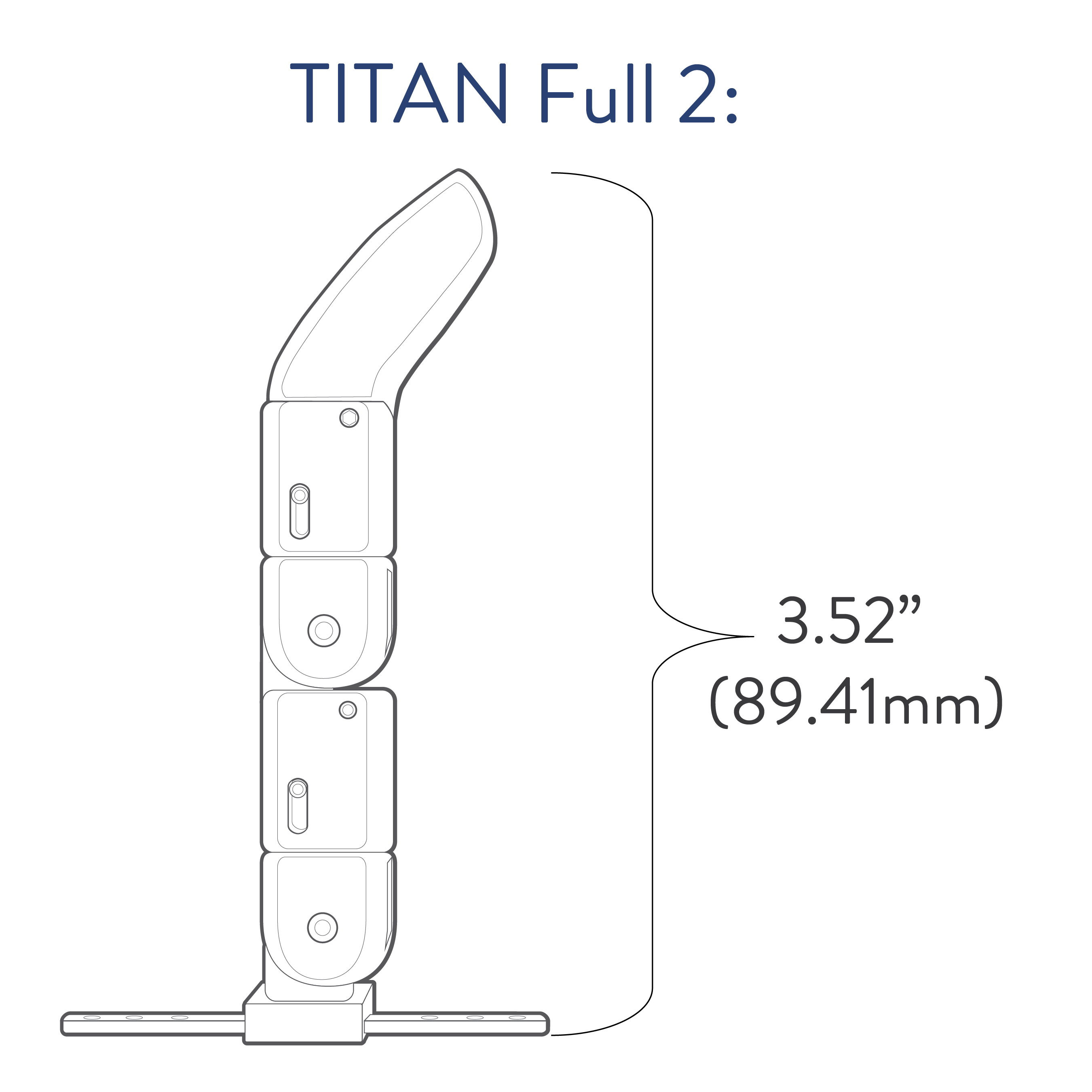 Titan Full Medium
